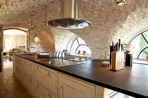 deco cuisine campagne chic good idee decoration cuisine With plan de maison moderne 14 cuisine rustique idee deco cuisine ancienne marie claire