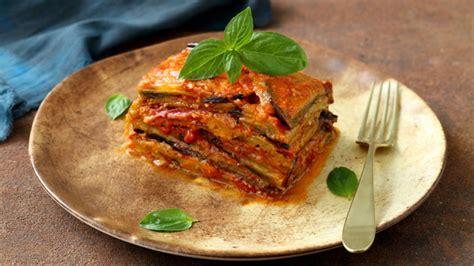 Receta de berenjenas a la parmesana sin horno