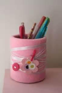 pot de crayon a fabriquer faire du neuf avec du vieux le pot 224 crayons chez requia c 244 t 233 maison et jardin