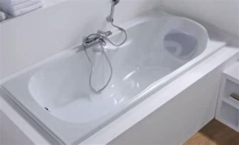 comment demonter une baignoire comment installer correctement une baignoire mes conseils