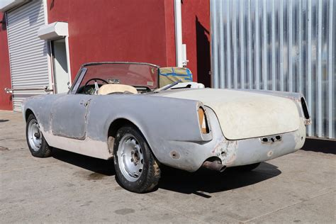 Alfa Romeo 2600 Spider For Sale by 1962 Alfa Romeo 2600 Spider 22834 For Sale Car And Classic