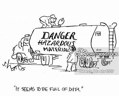 Hazardous Tanker Materials Gas Cartoon Cartoons Funny