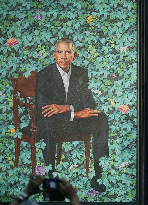national portrait gallerys presidential