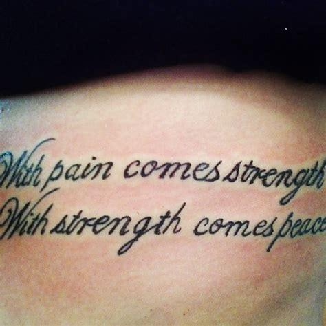 incredible strength tattoos