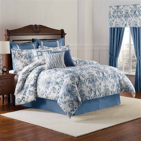 williamsburg randolph 4 comforter set ebay