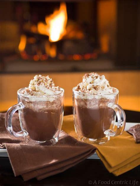 winter chocolate desserts winter dream hot chocolate park city utah recipe pinterest baileys irish cream hot