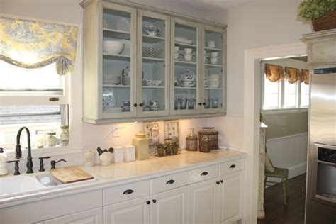 French Country Kitchen Cabinets Kitchen Eclectic With