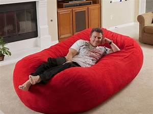 How, To, Make, A, Bean, Bag, Couch