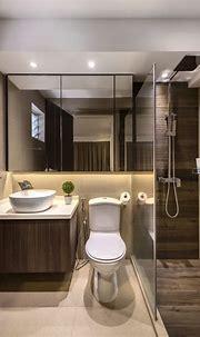 Punggol Master bedroom toilet design | SkyPeak Design ...