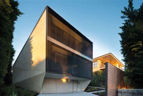 house  sydney flachdachhaus aus beton