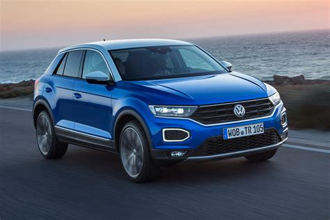 vw t roc angebote new engine and trim options for vw t roc polo and arteon auto express