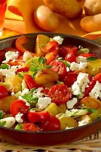 Mediterrane Diät Rezepte : kartoffelpfanne mit gem se mediterranes rezept mit feta rezept mediterrane rezepte rezepte ~ A.2002-acura-tl-radio.info Haus und Dekorationen