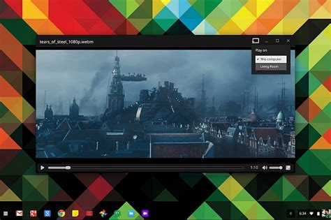 chrome os users   stream google drive