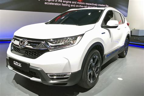 We did not find results for: Hybridised Honda SUV: new CR-V Hybrid Prototype hits ...