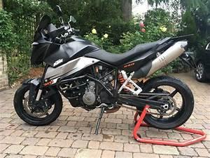 Ktm 990 Smt 2010    Silver  U0026 Black    Fsh    Extras