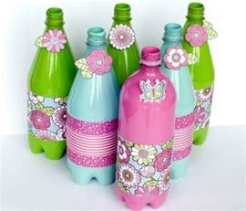 que faire avec des bouteilles en plastique 54 id 233 es de recyclage cr 233 atif