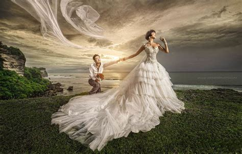 creative wedding photography shots
