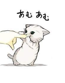 cat kawaii aww cat kawaii kitten anime cat kawaii