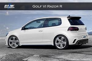 Golf 6r : volkswagen golf r od revozport auto ~ Gottalentnigeria.com Avis de Voitures