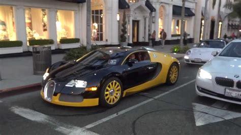 Bugatti Veyron Beverly Hills