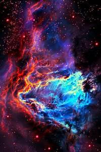 20 Blue Nebula Images