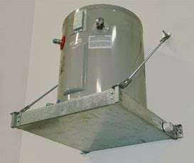 Strut Brew Stand by Water Heater Accessories Holdrite