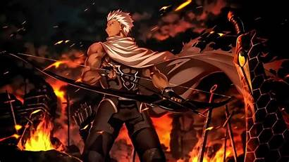 Archer Fate Stay Night Unlimited Blade Works