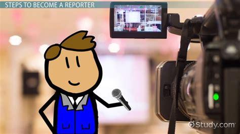 reporter education  career roadmap