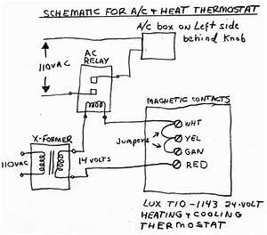 Schematic For A  C Thermostat - The Casita Club Forum
