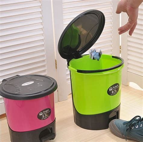 1PC Creative Lovely Large Household Trash for Kitchen and