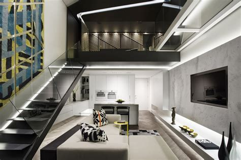 Gorgeous Small Apartment Interior Design Idea By Saota