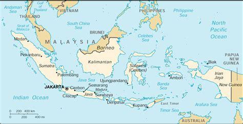 map  indonesia