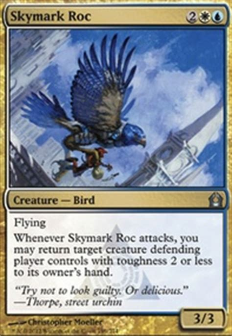 Standard Mtg Decks Tapped Out by Skymark Roc Rtr Mtg Card