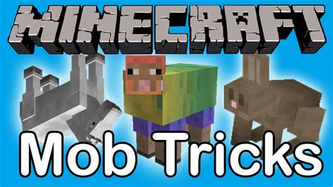 MOB NAME TRICKS - YouTube