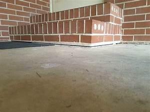 Garage Macon : lowcountry basement systems photo album crawl space encapsulation and sinking garage slab in ~ Gottalentnigeria.com Avis de Voitures