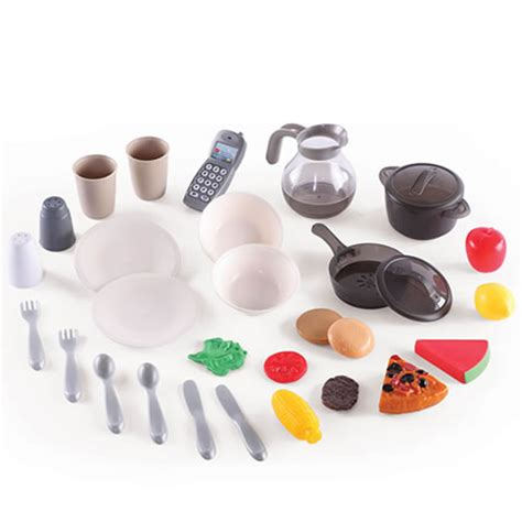 pretend kitchen accessories lifestyle fresh accents kitchen play kitchen step2 1645