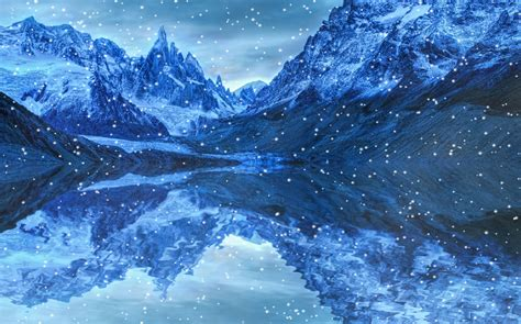 Winter Snow Animated Wallpaper - winter snow animated wallpaper