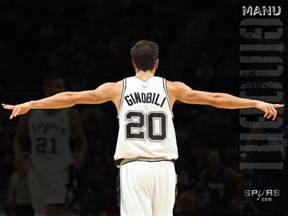 Spurs Manu Ginobili