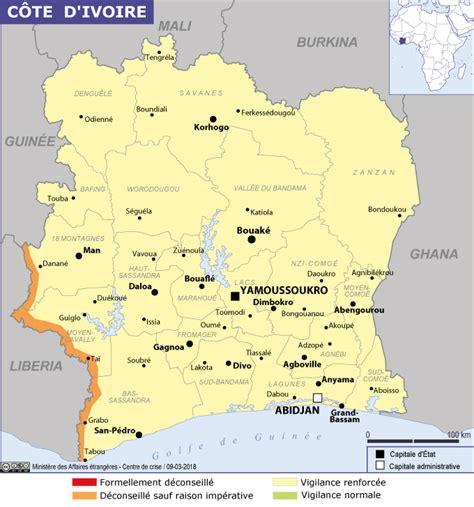 La Cote Divoire C 244 Te D Ivoire