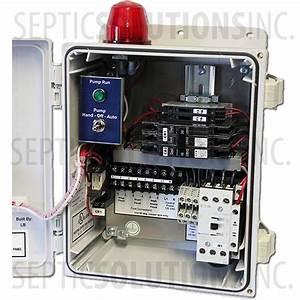 Alderon Aps Simplex Pump Station Control Panel