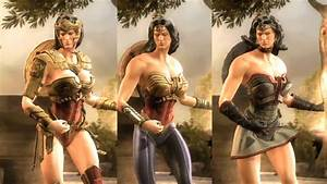 Injustice: Gods Among Us features interactive backgrounds ...