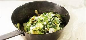 Dillsauce Einfach Schnell : zucchini mit dillsauce die steinzeitk chin ~ Watch28wear.com Haus und Dekorationen