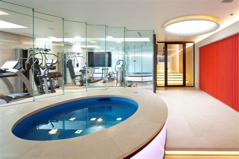 Enjoy Your Own Indoor Small Pool