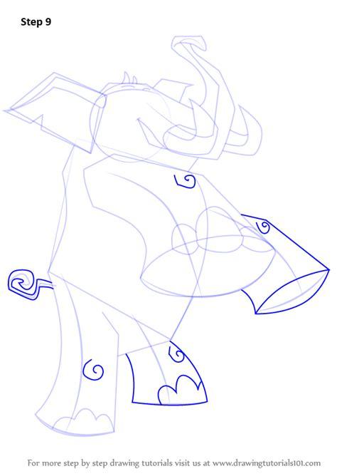 learn   draw elephant  animal jam animal jam