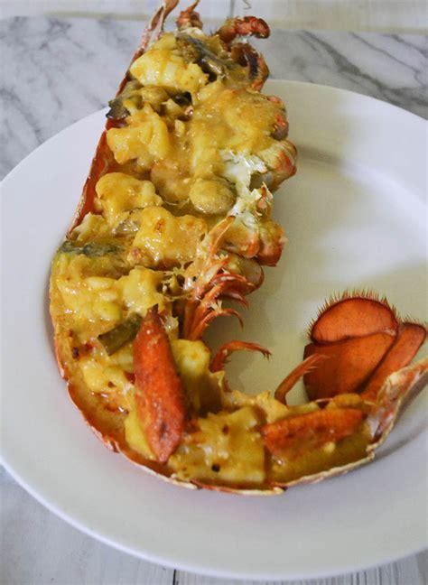 Julia Child's Lobster Thermidor