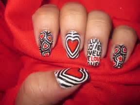 Heart nail designs pictures to pin on