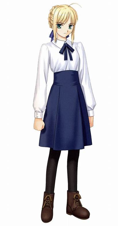 Saber Fate Stay Night Arturia Pendragon Wikia