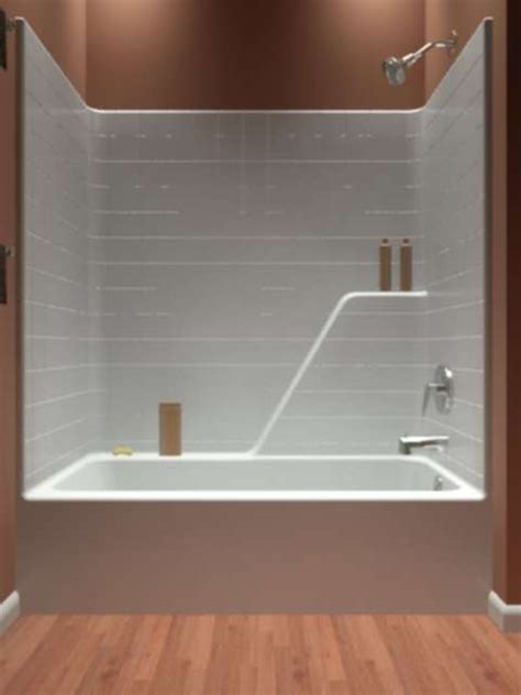 freestanding tub with shower tub and shower one