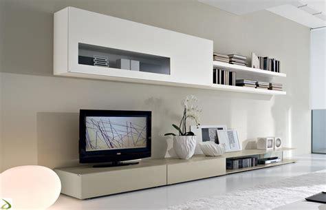mobili da soggiorno mobile soggiorno design componibile horizon arredo
