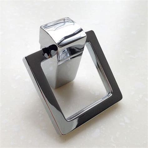 square chrome cabinet knobs online get cheap square chrome cabinet knobs aliexpress